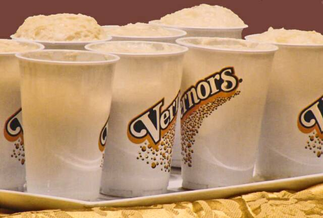 Orange Boston Cooler Recipe — Dishmaps